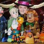 Детский кукольный спектакль «Лошарик»