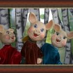 Кукольный спектакль «С днём Рождения, Нафчик!»