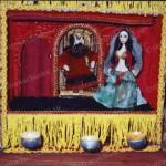 Детский кукольный спектакль «Вертеп в чемодане»