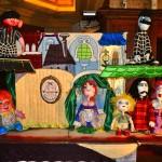 Кукольный спектакль «Карлсон, который живёт на крыше»