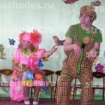Клоуны для малышей