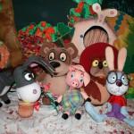 Кукольный спектакль «Приключения Винни-Пуха» (с интерактивом)