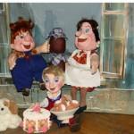 Кукольный спектакль «Малыш и Карлсон»