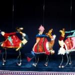 Кукольный спектакль «Лиловая баня»