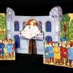 Кукольный спектакль «Певучий жених»