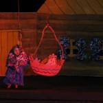 Кукольный спектакль «Кот Баюн и Баба Яга»