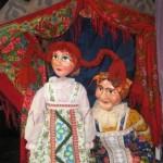 Кукольный спектакль «Морозко»