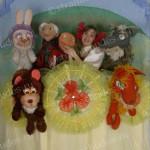 Детский кукольный спектакль «Колобошечка»