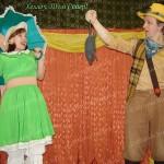 Детское театрализованное представление «Хеллоу, Том Сойер!»