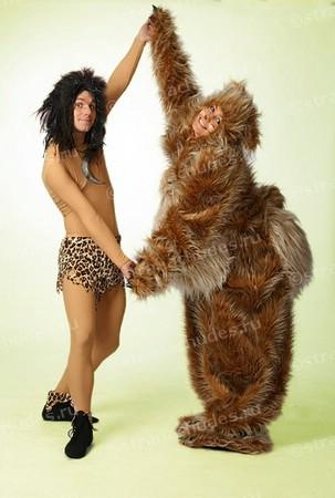 Маугли костюм своими руками