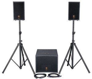 Музыкальное оборудование. Звук + свет.