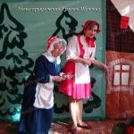 Детское театрализованное представление «Новые приключения Красной Шапочки»