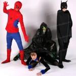 Сценарий детской программы «Супер Герои»