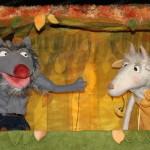 Детский кукольный спектакль «Волк и семеро козлят»