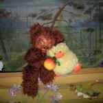 Детский кукольный спектакль «Невоспитанный Утёнок»