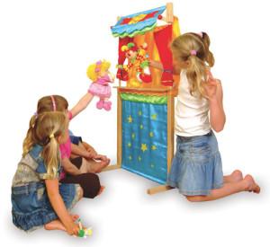 Домашний театр для детей