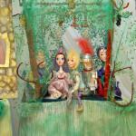Детский кукольный спектакль «Подарок феи»