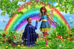 Детская интерактивная программа «Винкс»