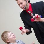 Иллюзионист на детский и взрослый праздник