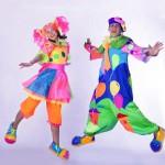 Клоунская программа