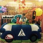 Кукольный спектакль «Сказка с поворотами»