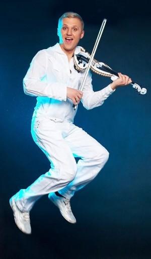 Светящаяся скрипка